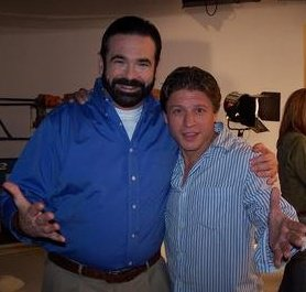 Russ Cersosimo and Billy Mays