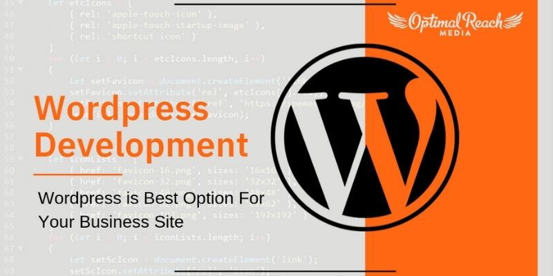 Why WordPress Is The Best Choice to Bring Your Business Presence Online?