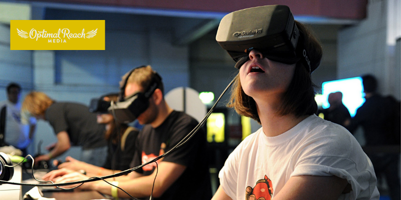 Social Media Trend For Virtual Reality