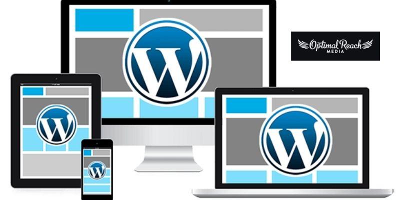 WordPress Offers Responsive Website Designs