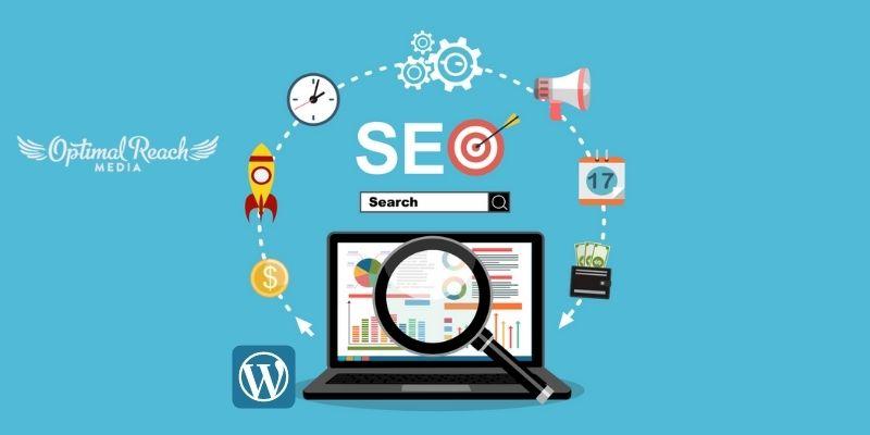 WordPress Provides Amazing SEO Optimization Of The Business Website_