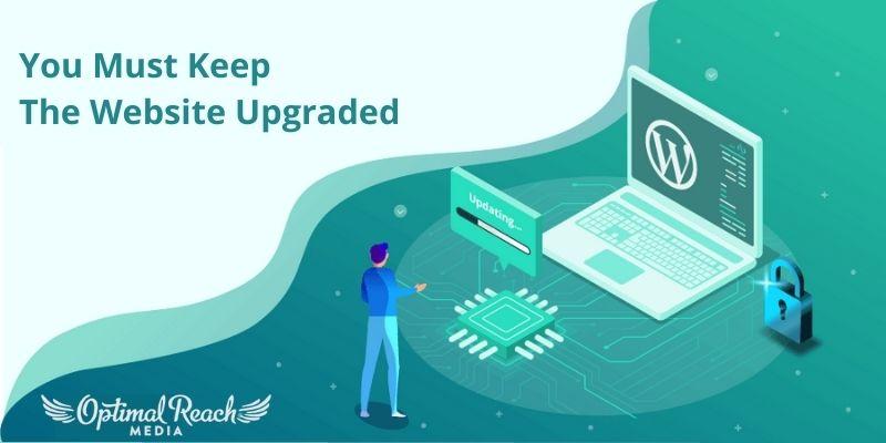 Upgrade You Website