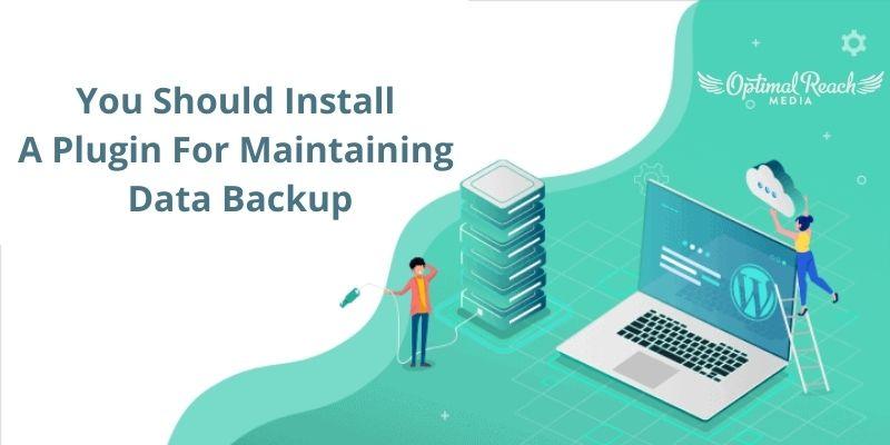 Website Maintaining Plugin For Data Backup